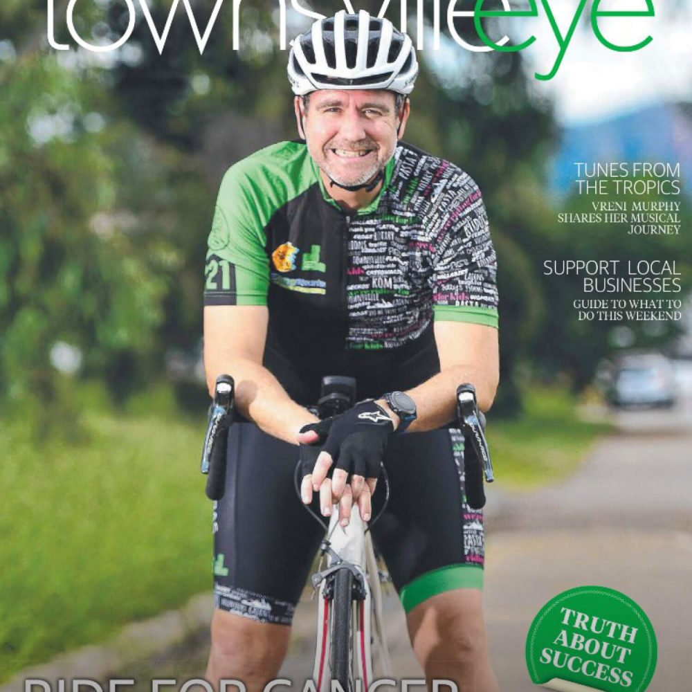 PR Consultanting Services Townsville to Cairns Bike Ride